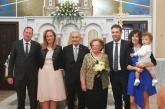 Le nozze d'oro di Pasquale Scampoli e Angela Santilli