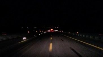 Lavori in A14, chiusure notturne nel tratto Atri Pineto-Pescara nord