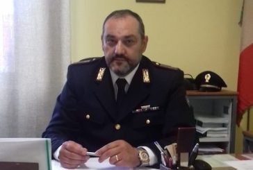 Luca Di Paolo è il nuovo comandante della Polstrada di Vasto