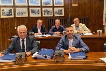 Il centrodestra unito per le elezioni amministrative del 2021