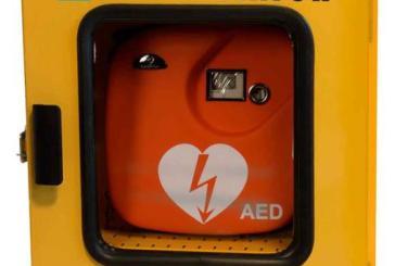 A Palazzo di giustizia ecco il defibrillatore