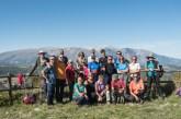 Col CAI sul Terrazzo d'Abruzzo
