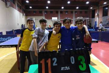 Tennistavolo, gli atleti vastesi in evidenza al Torneo Regionale di Bellante