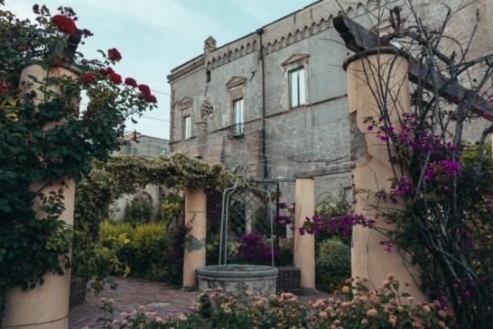 giardino napoletano palazzo d'avalos