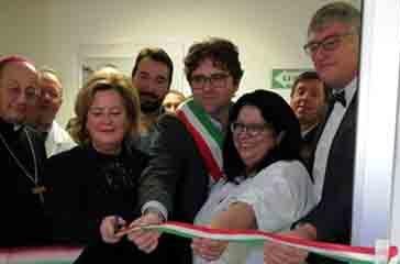 San Pio, inaugurata la nuova Tac a 128 strati