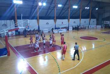 Basket, impresa della Ge.Vi. sul parquet dell'Assisi