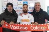 Nicolas Di Filippo e Federico Pizzutelli, i due nuovi acquisti della Vastese Calcio