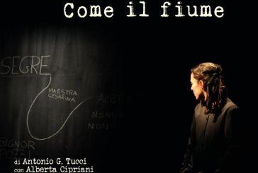 """Giornata della Memoria, al Teatro Rossetti lo spettacolo """"Segre. Come il fiume"""""""
