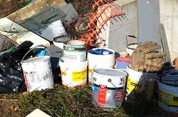 Casalbordino, sanzioni per l'abbandono dei rifiuti