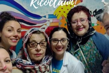 Viva Viva le Befane Ricoclaun, all'ospedale di Vasto … caramelle per tutti