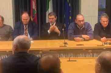 Emergenza idrica, Gianfranco Basterebbe: