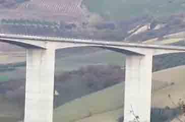 A14, lavori sul viadotto Cerrano. Il tratto resterà chiuso per una notte