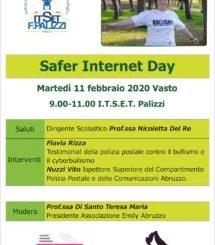 Al Palizzi oggi si celebra il Safer internet day