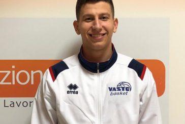 Plamen Stefanov è un nuovo giocatore della Vasto Basket
