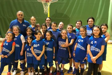 Cresce e si afferma il gruppo rosa dell'Azzurra Basket di Lanciano