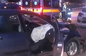 Vasto, gravissimo incidente stradale, tre i feriti