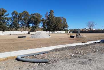 A Vasto un nuovo campo di calcio con fondo in erba sintetica