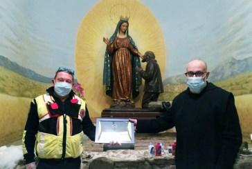 Coronavirus, chiesta l'intercessione della Madonna dei Miracoli