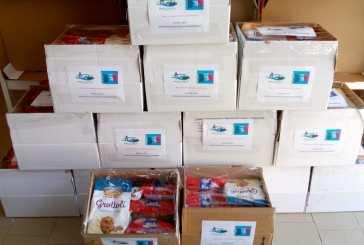La Pro Loco di Casalbordino consegna pacchi alimentari al Comune