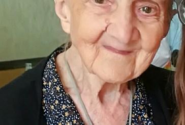 Tanti auguri a Vincenza Petrella per i suoi primi 100 anni
