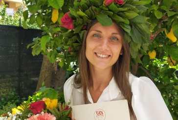 Tanti auguri alla neo Dottoressa Luana Colanzi