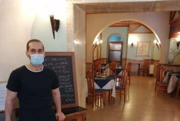 Vasto, Nicola Bosco del ristorante Lo Scudo raccoglie la sfida e rivoluziona il locale
