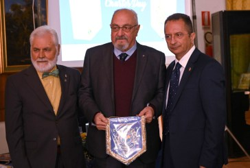 Elio Bitritto è il nuovo presidente del Lions Club Vasto Adriatico Vittoria Colonna
