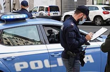 Controlli anti Covid, in Italia sanzionate oltre persone, 10 quelle denunciate per violazione dell'obbligo di quarantena