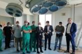 Ospedale di Vasto, sopralluogo di Schael e vertice con i sindaci: