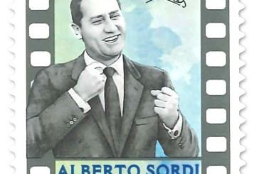 100 anni di Alberto Sordi, anche a Vasto disponibile il francobollo celebrativo