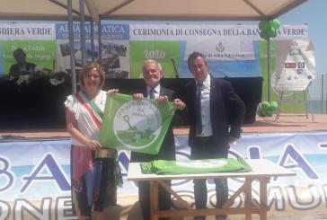 Vasto, consegnata la Bandiera Verde 2020
