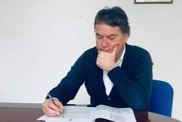 Marcovecchio candidato sindaco per poche ore, ora è in attesa del risultato del test Covid