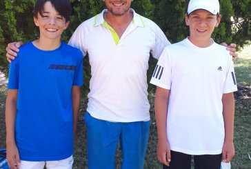 La Palombara campione regionale Under 11 di tennis accede al tabellone Campionati Italiani per rappresentare l'Abruzzo