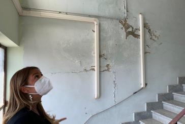 Ex ospedale pediatrico di Chieti, Marcozzi: