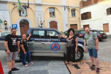 Consegnato un nuovo pick-up al gruppo di Protezione Civile Comunale di Torino di Sangro