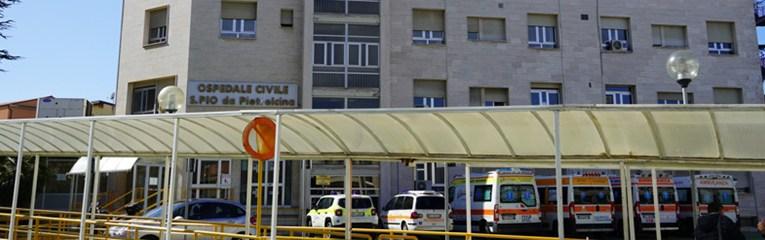 Nuova rete ospedaliera, Pennetta: