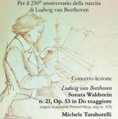 Vasto, nella Chiesa di Santa Filomena concerto-lezione in onore del 250° anniversario della nascita di Beethoven