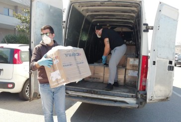 Covid-19, donazioni alla Asl per 1 milione e 350 mila euro. Ecco come sono stati spesi in provincia di Chieti