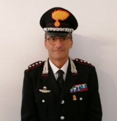 Il Colonnello Alceo Greco è il nuovo Comandante provinciale dei Carabinieri di Chieti