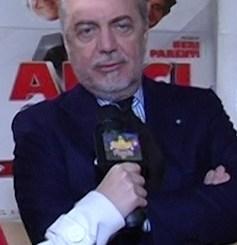 Il presidente del Napoli, Aurelio De Laurentiis, risultato positivo al Covid-19