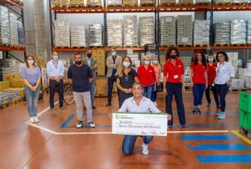 """Ottimo risultato per la 4° edizione della campagna """"Aggiungi 14 posti a tavola: basta 1 euro"""": il Banco Alimentare Abruzzo al lavoro per donare cibo a 36 mila poveri"""