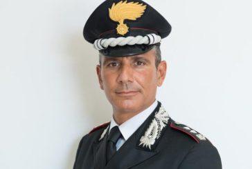 A Ortona il Tenente Colonnello Ragucci lascia il Comando della Compagnia Carabinieri. Al suo posto il Cap. Luigi Grella