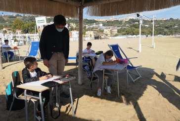 Progetto InsabbiaMenti, a Vasto a scuola in spiaggia...e sui Trabocchi
