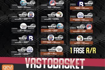 Inizia l'avventura della Vasto Basket, ufficializzata la composizione dei gironi