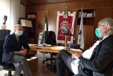 Liste d'attesa e nuovo distretto a Chieti scalo, Schael incontra il neo sindaco di Chieti Ferrara