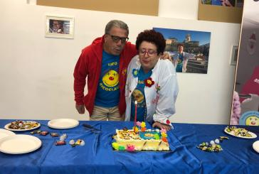 Anche la Ricoclaun fa il compleanno, 16 anni di sorrisi donati