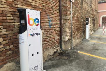 Installate a Pollutri due colonnine di ricarica per le auto elettriche