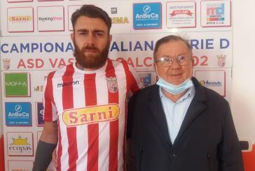 Antonio Meola è un nuovo giocatore della Vastese