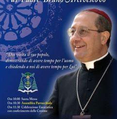 L'arcivescovo Padre Bruno in visita pastorale alla Parrocchia di San Giuseppe Mons. Bruno Forte