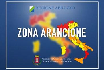 Passaggio dell'Abruzzo in zona arancione, le reazioni delle opposizioni